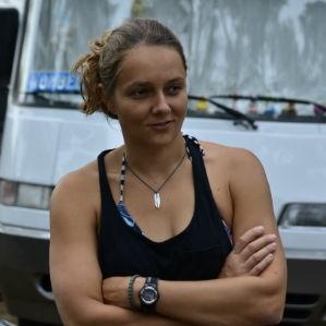 LSURF windsurfing Anna Leciejewska