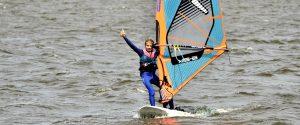 LSURF windsurfing zegrze nauka półkolonie