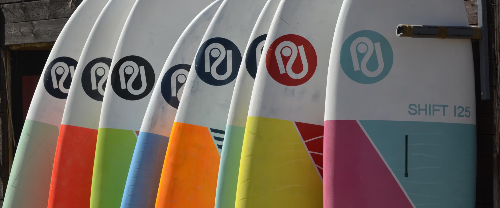 LSURF windsurfing szkoła windsurfingu