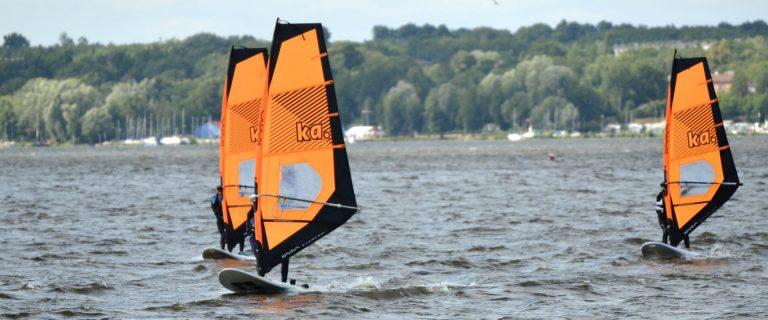 Lsurf windsurfing zegrze nauka szkolenia
